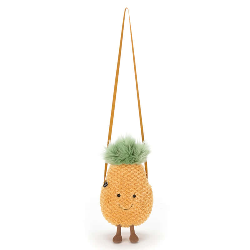 JellycatAmuseable Pineapple Bag