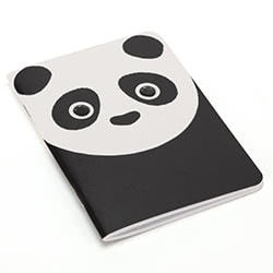 Kutie Pops Panda A6 Notebook