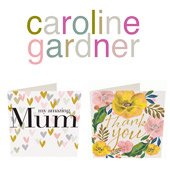 Birthday Cards by Caroline Gardner