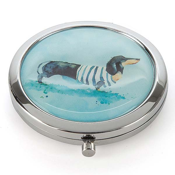 Catseye London Dachshund Mirror