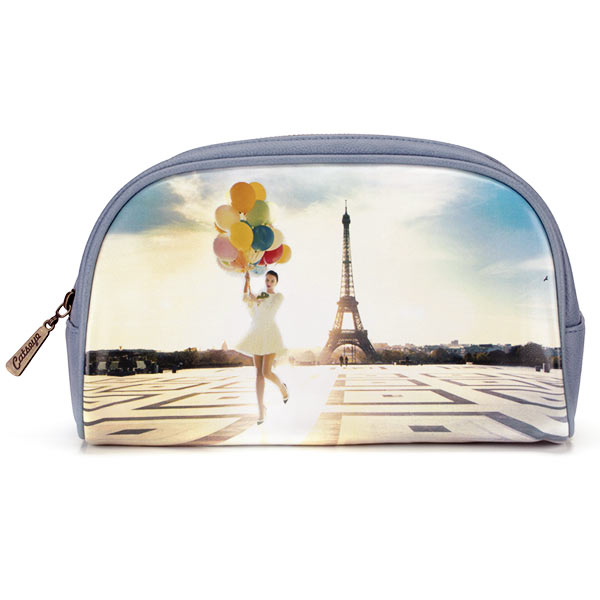 Catseye London Paris Wash Bag