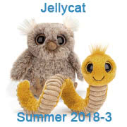 Jellycat What's New Summer 2018 Page 3