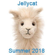 Jellycat What's New Summer 2018
