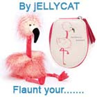 By Jellycat Flaunt Your Feathers