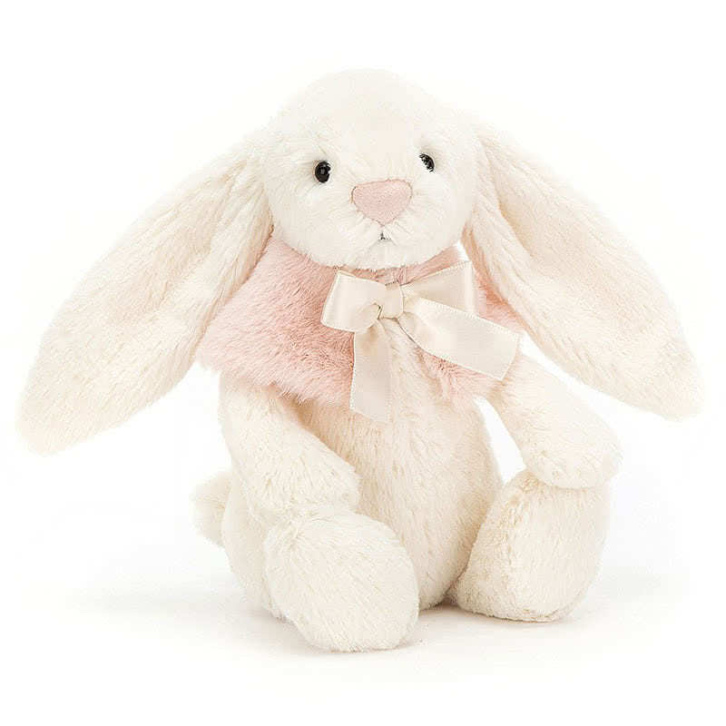 Jellycat Bashful Cream Snow Bunny