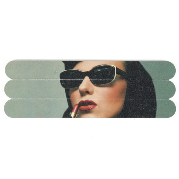 Catseye London Lipstick Woman Nail Files