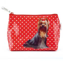 Polka Dot Dog Small Bag
