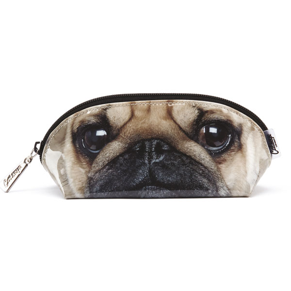 Jellycat Pug Oval Bag