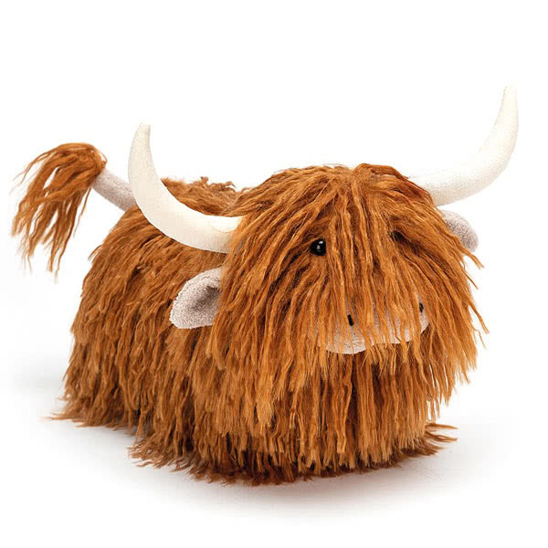 Jellycat Charming Highland Cow