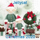 Jellycat New soft toy designs for Christmas 2020 coming with UK and USA delivery