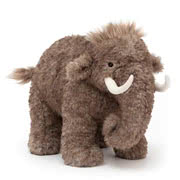 Jellycat Prehistoric Elma, Nev and Cassius Woolly Mammoth