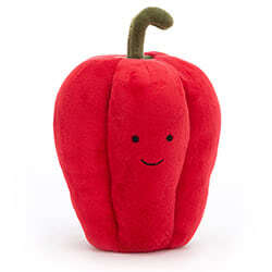 Vivacious Vegetable Pepper