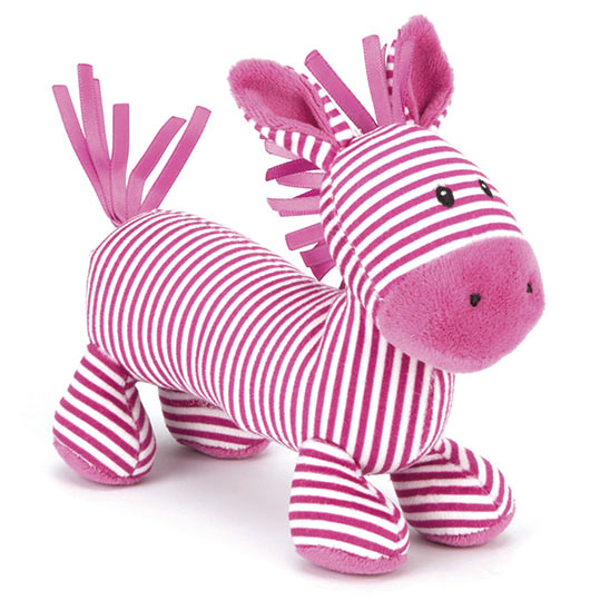 Jellycat Little Skiddle Pony Squeaker