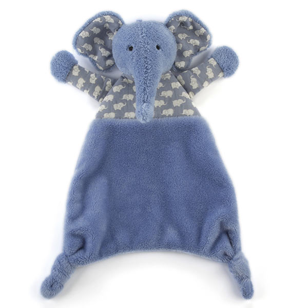 Little Jellycat Indigo Elly Soother