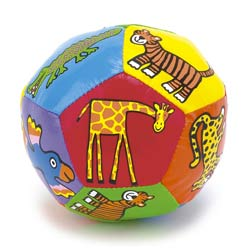 Jungly Tails Boing Ball