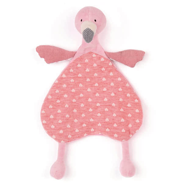 Little Jellycat Lulu Flamingo Soother