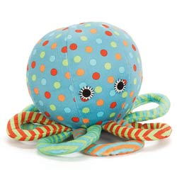 Under the Sea Octopus Chime