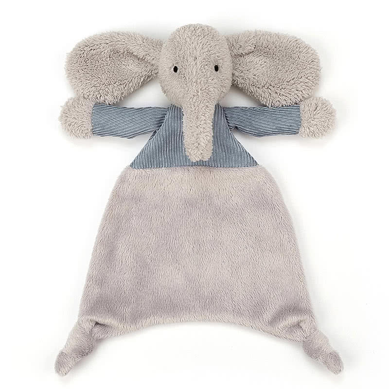 Little JellycatJumble Elephant Soother