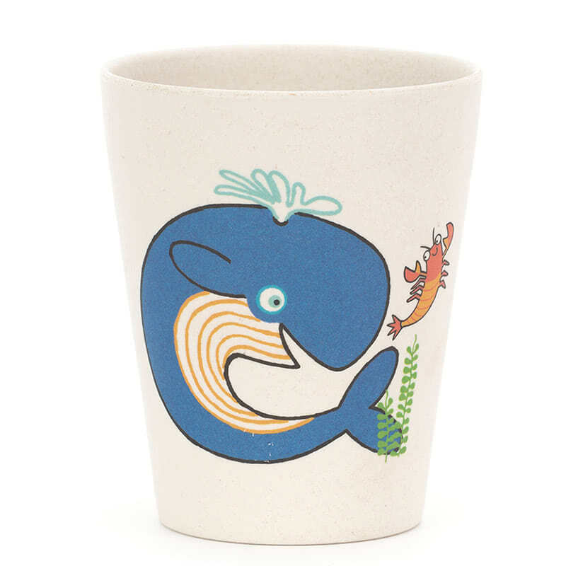 JellycatSea Tails Bamboo Cup