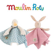 Baby Comforters by Moulin Roty