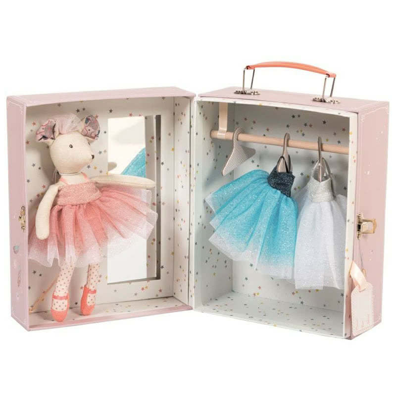 Moulin RotyBallerina Mouse Case