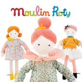Les Parisiennes by Moulin Roty