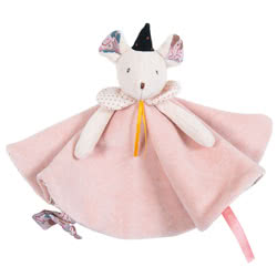 Pink Mouse Comforter