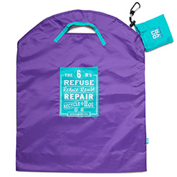6Rs Large Shopping Bag