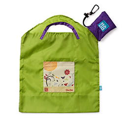 Apple Garden Small Shopping Bag