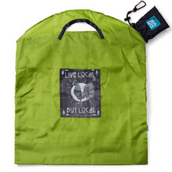 Live Local Large Shopping Bag