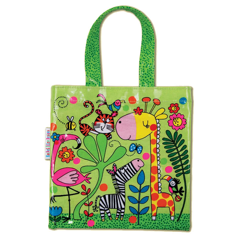 Rachel EllenJungle Mini Tote Bag