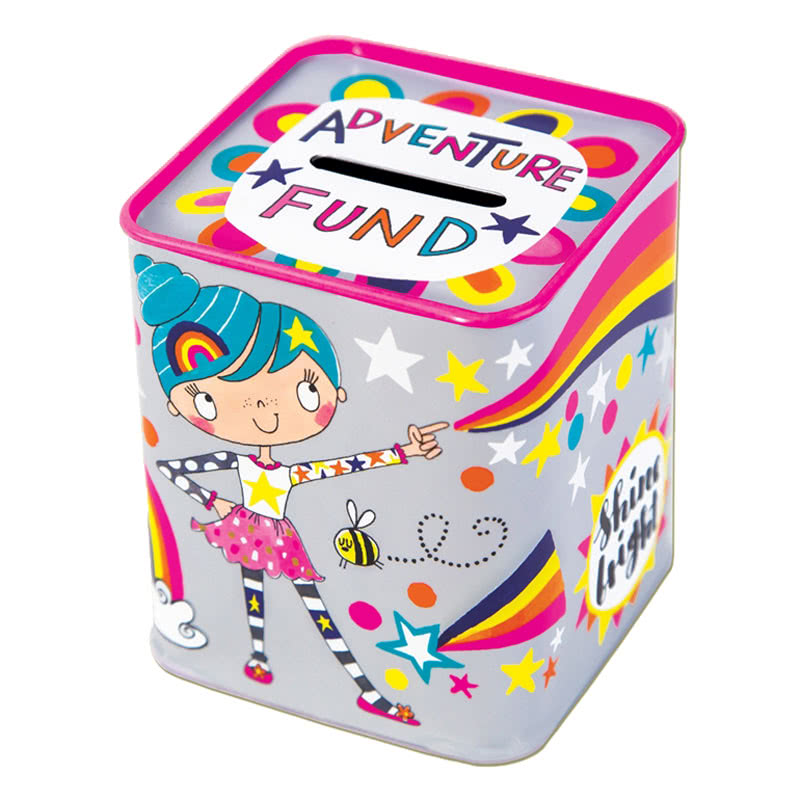 Rachel Ellen Suki Starburst Money Tin