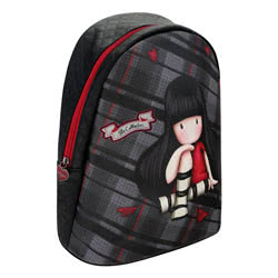 Tartan Fashion Rucksack - The Collector