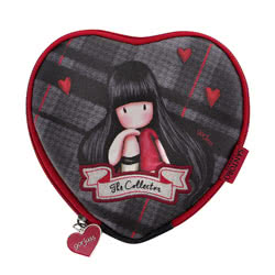 Tartan Heart Purse - The Collector