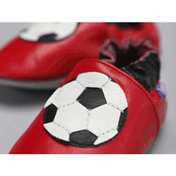 Footballer Leather Shoes